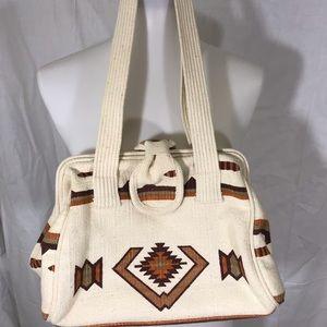 Vintage Southwestern style purse